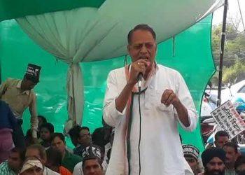 madhya Pradesh Congress MLA Munnalal Goyal