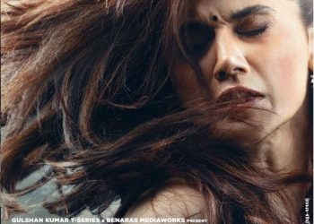 Taapsee Pannu shares first look poster of 'Thappad'