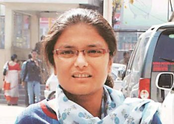 Congress spokesperson Sushmita Dev