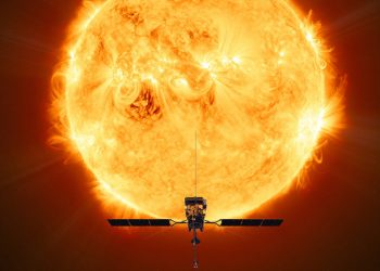 Solar Orbiter probe launched to study Sun's poles