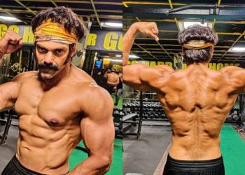 Arya stuns fans with ripped look in Pa Ranjith's next Tamil film