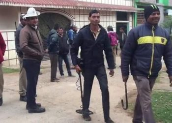 Bombs hurled at former councillor of Rourkela, 3 held