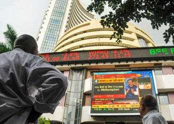 Sensex rises over 200 pts; RIL soars over 7 pc