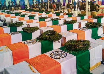 Commemorating Pulwama Martyrs' Day
