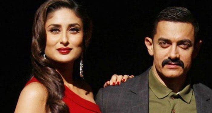 Aamir Khan unveils Kareena Kapoor's look from 'Laal Singh ...