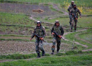 3 terrorists killed in encounter at Shopian in Kashmir