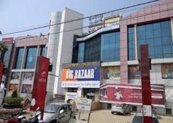 BMC seals Patia Big Bazaar mall for violating parking rules