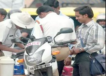 Fine of Rs 42,500 imposed on Bhadrak minor for riding motorbike
