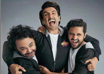Ranveer Singh wraps up shooting for 'Jayeshbhai Jordaar'