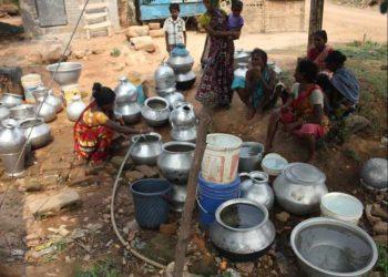 Drinking water scarcity hits Ganjam