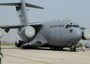 The C-17 aircraft which will take medicines to China will evacuate Indians from Wuhan
