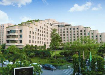 The ITC Maurya hotel