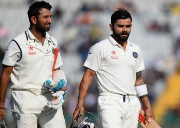 Both Cheteshwar Pujara and Virat Kohli will have to come good in the second Test if India are to pose any challenge to New Zealand