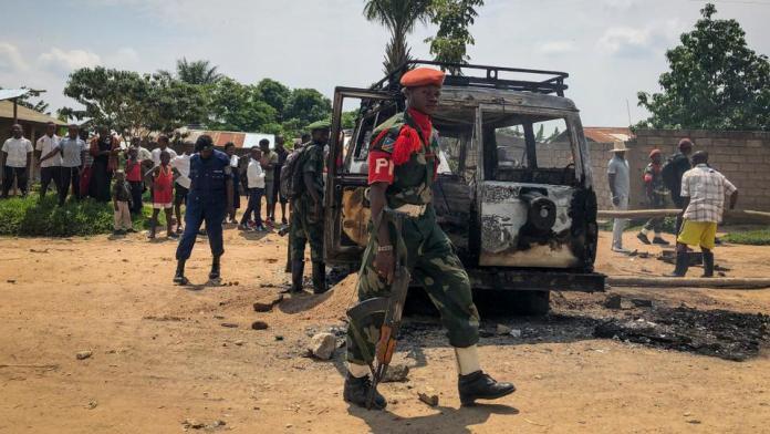 Officials: 55 killed in Uganda fighting between rebels