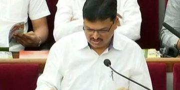 Odisha Finance Minister Niranjan Pujari