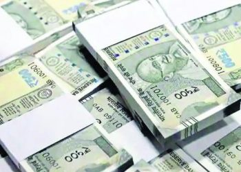 At the interbank foreign exchange the rupee opened at 73.98, then gained further ground and touched a high of 73.92 against the US dollar, registering a rise of 32 paise over its previous close.