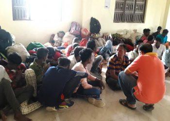 Bonded labourers of Nuapada crying for jobs, rehabilitation