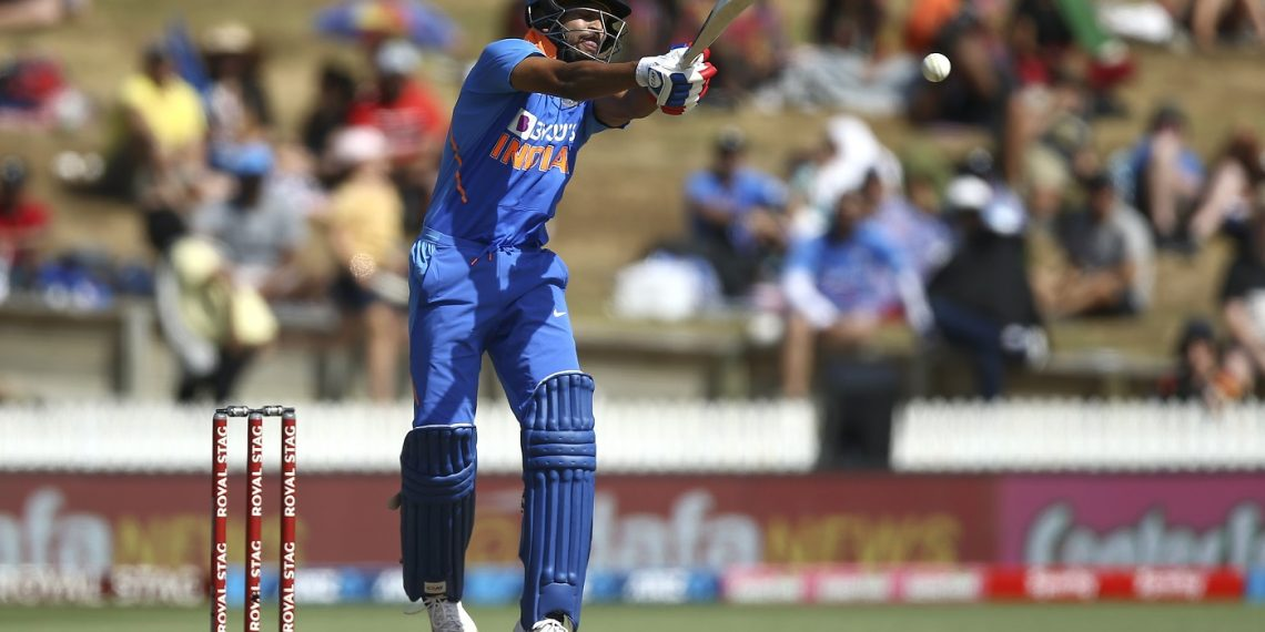 Shreyas Iyer pulls en route to maiden ODI hundred