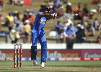 Shreyas Iyer pulls en route to maiden ODI hundred