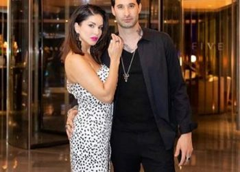 Actress Sunny Leone, Daniel Weber share their Valentine Day plans