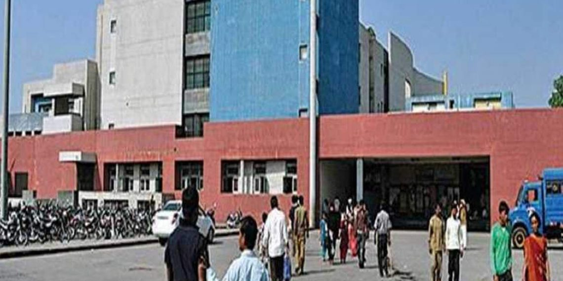 Surat Municipal Corporation office