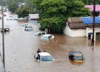 Water-logging in Nayapalli area of Bhubaneswar (File Photo)