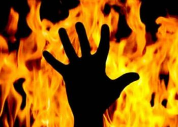 Woman immolates herself, family alleges murder by in-laws