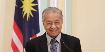 File pic of Mahathir Mohamad