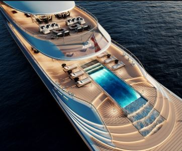 Bill Gates's hydrogen-powered superyacht cost will give you a heart attack; See pics
