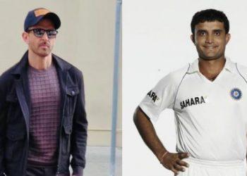 Hrithik Roshan to play Sourav Ganguly in biopic