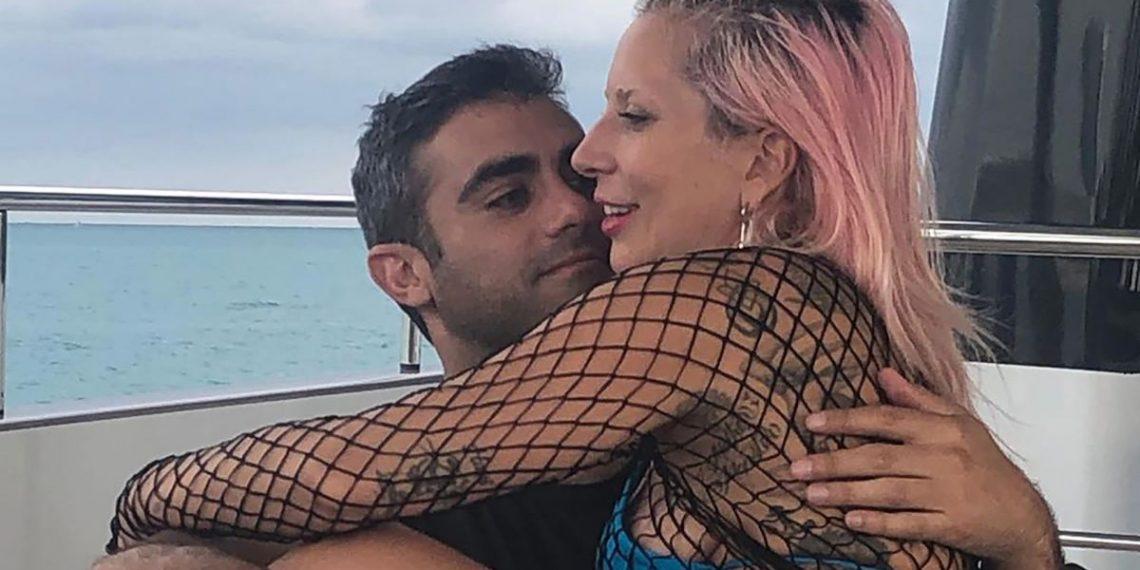 Lady Gagas Freund