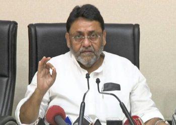 Minority Affairs Minister Nawab Malik