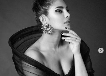 Priyanka Chopra mesmerizes in black; see pictures