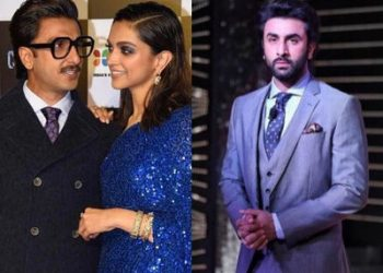 Deepika Padukone, Ranveer Singh were approached to play Ranbir Kapoor's parents in 'Brahmastra'