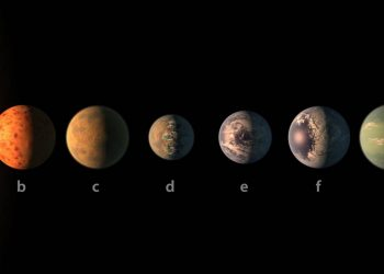 Researchers discovered 17 new planets, including Earth-sized world