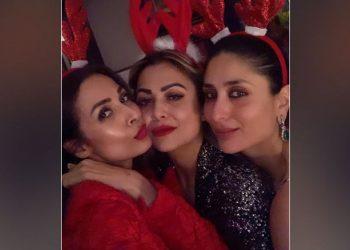 Malaika Arora, Kareena Kapoor Khan and Amrita Arora redefine friendship goals in new pic