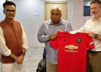 A four-member delegation from Manchester United, led by Director of Football Allan Dawson, met the red-and-gold club officials and West Bengal sports minister Aroop Biswas last year in November.