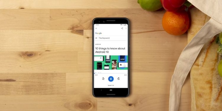 Google Assistant can now read web pages in 42 languages