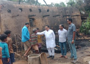 Property worth lakhs gutted in Balasore fire mishap