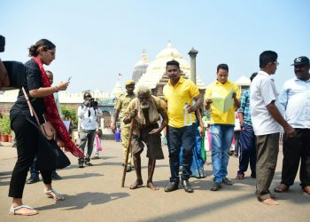 Odisha government begins rehabilitation of beggars in Puri