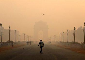 Delhi air quality improves to 'good' amid coronavirus lockdown