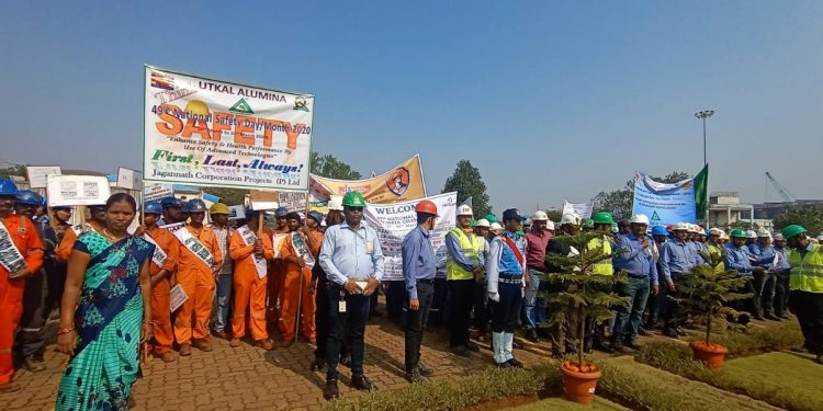 UAIL launches event on safety