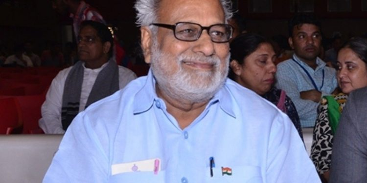 Odisha Governor Ganeshi Lal (File photo)