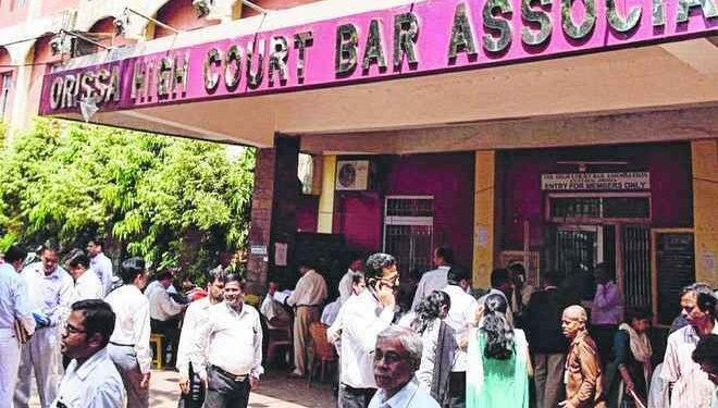 Orissa High Court Bar Association (File photo)