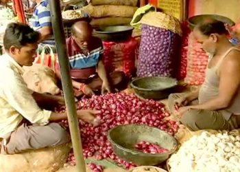 People distressed as onions, potatoes disappear from Talcher market