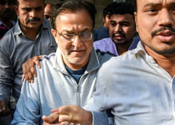 Rana Kapoor being taken to court by ED officials