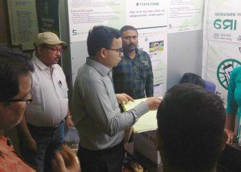 DM reviews 'Mo Sarkar' efficacy