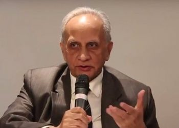 Former chairperson of the National Minorities Commission Tahir Mahmood,