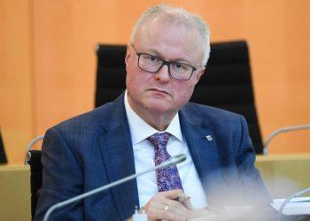 German minister Thomas Schaefer