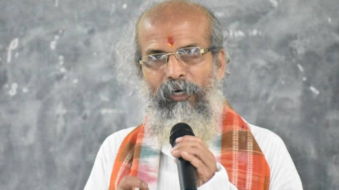 Union Minister of State for MSME Pratap Chandra Sarangi